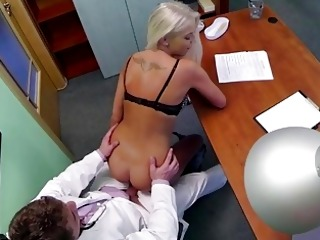 doctor fucks his randy gorgeous wife