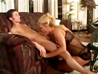 young boyfriend fuck hot milf