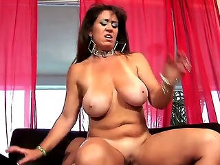 naughty milf anita cannibal is having wild pounding with man. she plays with his fat throbbing piece of meat by mouth and hand before getting the shlong into twat.